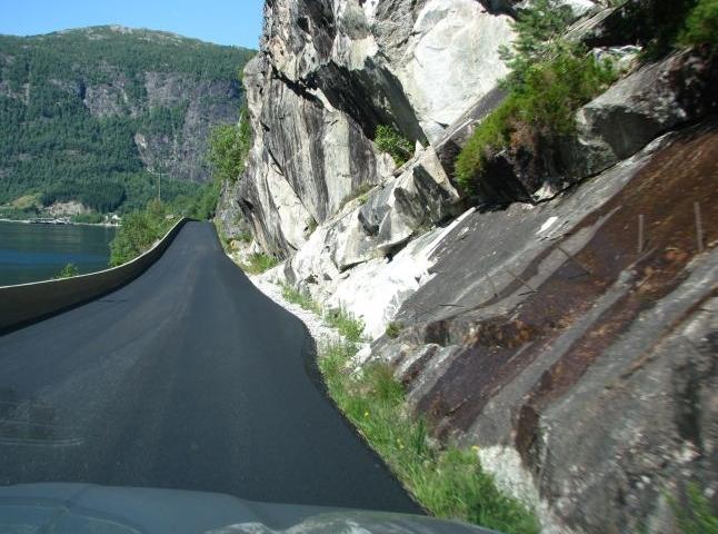 Motorvakantie Noorwegen